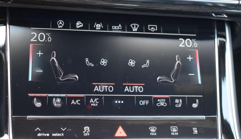 Audi Q8 S-Line/ Panorama/ KeyLess/ Tažné
