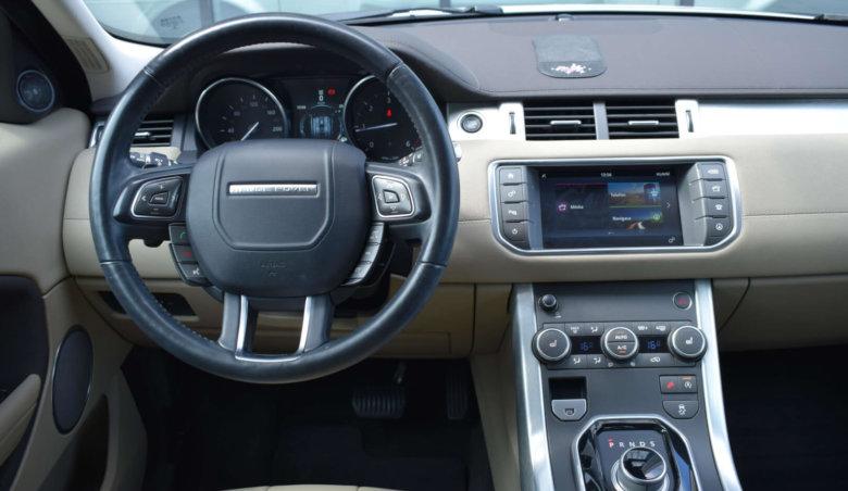 Land Rover Range Rover Evoque 2,0 TD4 180k SE DYNAMIC/ Automat