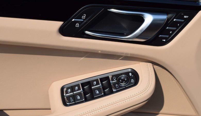 Porsche Macan S Kamera/Keyless/Airmatic/Klimatizované sedačky