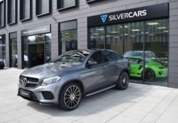 Mercedes-Benz GLE 350d 4Matic Coupe GRAY