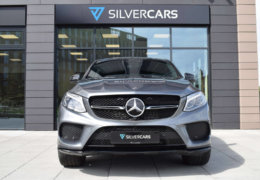 Mercedes-Benz GLE 350d 4Matic Coupe GRAY-004