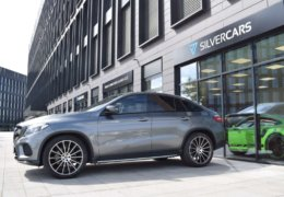 Mercedes-Benz GLE 350d 4Matic Coupe GRAY-006