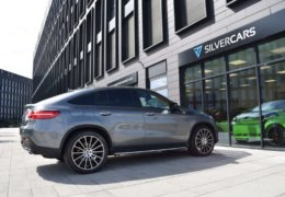 Mercedes-Benz GLE 350d 4Matic Coupe GRAY-007
