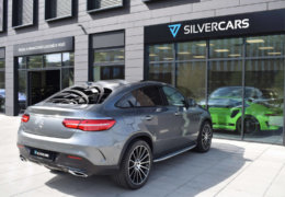 Mercedes-Benz GLE 350d 4Matic Coupe GRAY-008