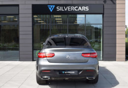 Mercedes-Benz GLE 350d 4Matic Coupe GRAY-009