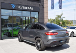 Mercedes-Benz GLE 350d 4Matic Coupe GRAY-010