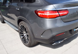 Mercedes-Benz GLE 350d 4Matic Coupe GRAY-011