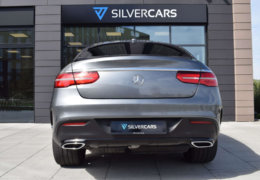 Mercedes-Benz GLE 350d 4Matic Coupe GRAY-012