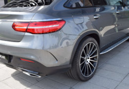 Mercedes-Benz GLE 350d 4Matic Coupe GRAY-013