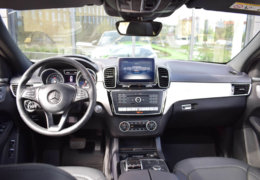 Mercedes-Benz GLE 350d 4Matic Coupe GRAY-023