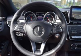 Mercedes-Benz GLE 350d 4Matic Coupe GRAY-039