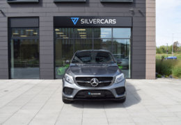 Mercedes-Benz GLE 350d 4Matic Coupe GRAY-001