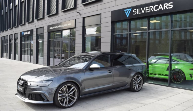 Audi RS6 4.0 TFSi Avant/KeyLess/Soft Close/360 kamera