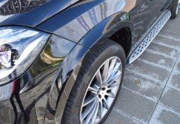 Mercedes Benz GLS 400 AMG černá 0005