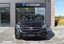 Mercedes Benz GLS 400 AMG černá 0007