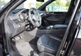 Mercedes Benz GLS 400 AMG černá 0023