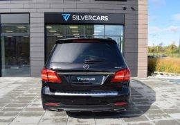 Mercedes Benz GLS 400 AMG černá 0028