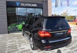 Mercedes Benz GLS 400 AMG černá 0029