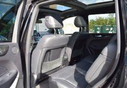 Mercedes Benz GLS 400 AMG černá 0038