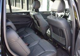 Mercedes Benz GLS 400 AMG černá 0042