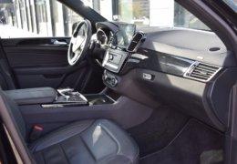 Mercedes Benz GLS 400 AMG černá 0045