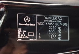 Mercedes Benz GLS 400 AMG černá 0047