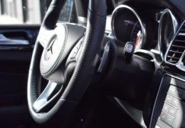 Mercedes Benz GLS 400 AMG černá 0048