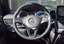Mercedes Benz GLS 400 AMG černá 0050