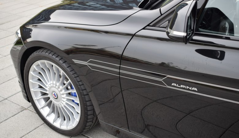 Alpina B3 B3 Biturbo Allroad TOP stav