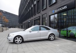 Mercedes-Benz S 450 4Matic silver metalic-001