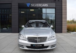 Mercedes-Benz S 450 4Matic silver metalic-002