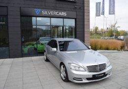 Mercedes-Benz S 450 4Matic silver metalic-003