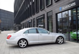 Mercedes-Benz S 450 4Matic silver metalic-026