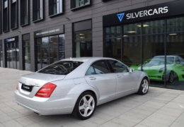 Mercedes-Benz S 450 4Matic silver metalic-027
