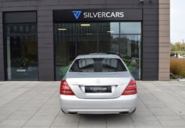 Mercedes-Benz S 450 4Matic silver metalic-028