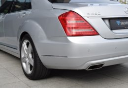 Mercedes-Benz S 450 4Matic silver metalic-030