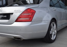 Mercedes-Benz S 450 4Matic silver metalic-032