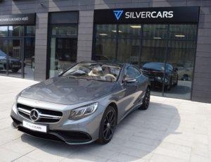 Mercedes-Benz S 63 AMG coupe/Swarovski/Keramické brzdy