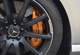 Mercedes-Benz SL63AMG-Ceramic brake