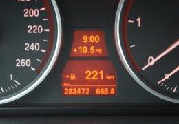 BMW 520d Kombi šedá-030