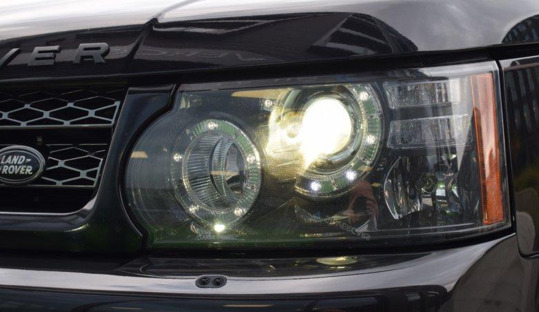 Land Rover Range Rover Sport H&K/Tažné/Stře.okno