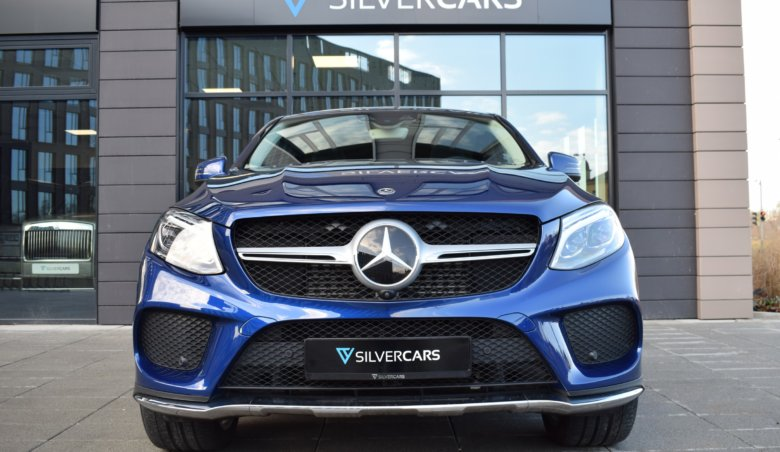 Mercedes-Benz GLE 350d AMG/Keyles/Distronic/360/R22
