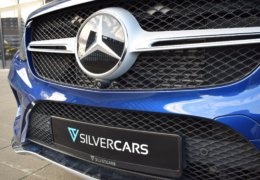 Mercedes-Benz GLE 350d 4Matic AMG coupe blue-009