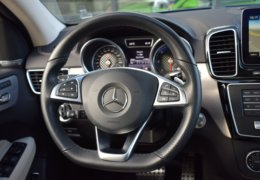 Mercedes-Benz GLE 350d 4Matic AMG coupe blue-031