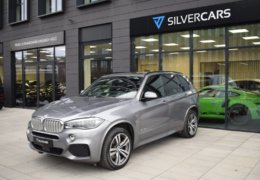 BMW X5 4,0d X drive grey