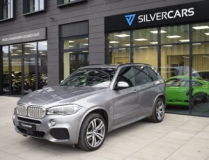 BMW X5 40d xDrive, Soft close, nezáv.