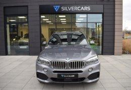BMW X5 4,0d X drive grey-001