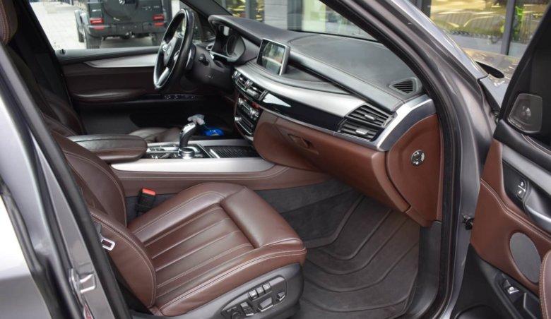 BMW X5 40d xDrive, Soft close, nezáv.