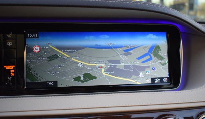 Mercedes-Benz S 350d 4Matic /Keyless/ Burmester/ Klimatizovaná sedadla/ Distronic