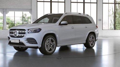 Mercedes-Benz GLS 400d 4M Keyless!!!NEW MODEL!!! MAX výbava